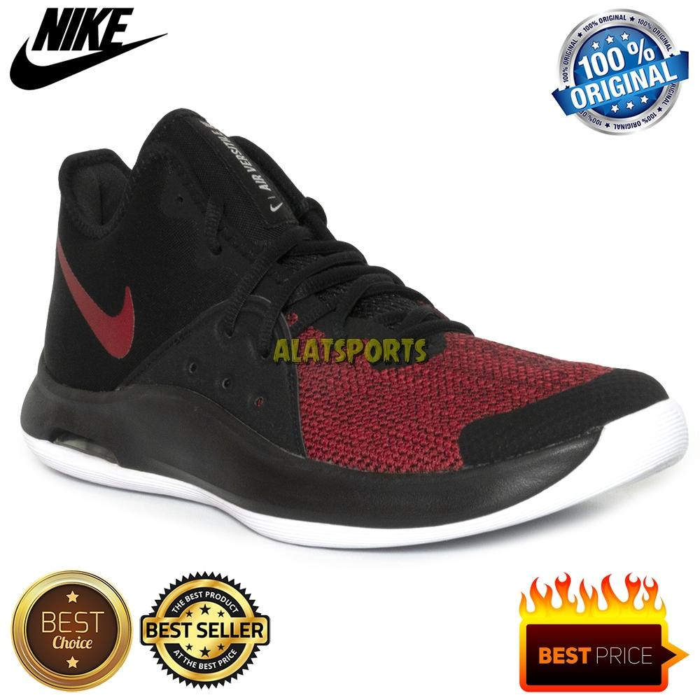 buy online 0c6e1 f42bb Sepatu Basket Nike Air Versitile III A04430-006 - Black