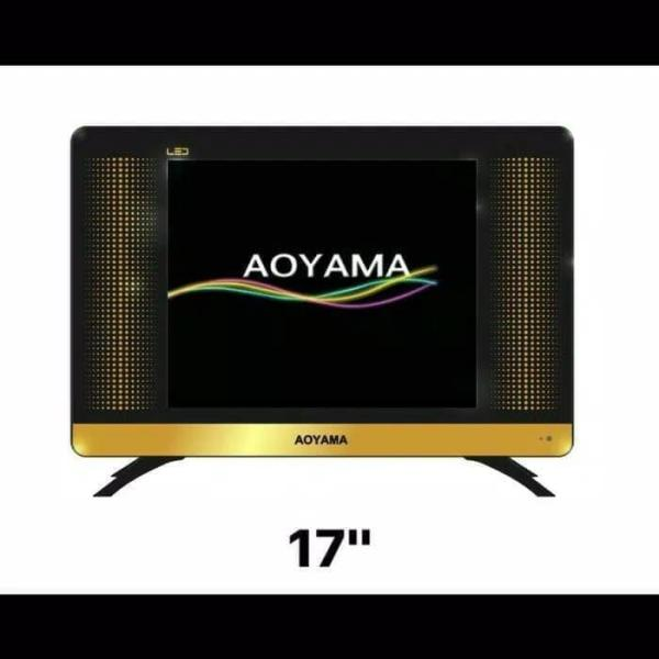 TV/Televisi LED AOYAMA 17 inch +USB movies, HDMI, VGA ) full HD TERMURAH