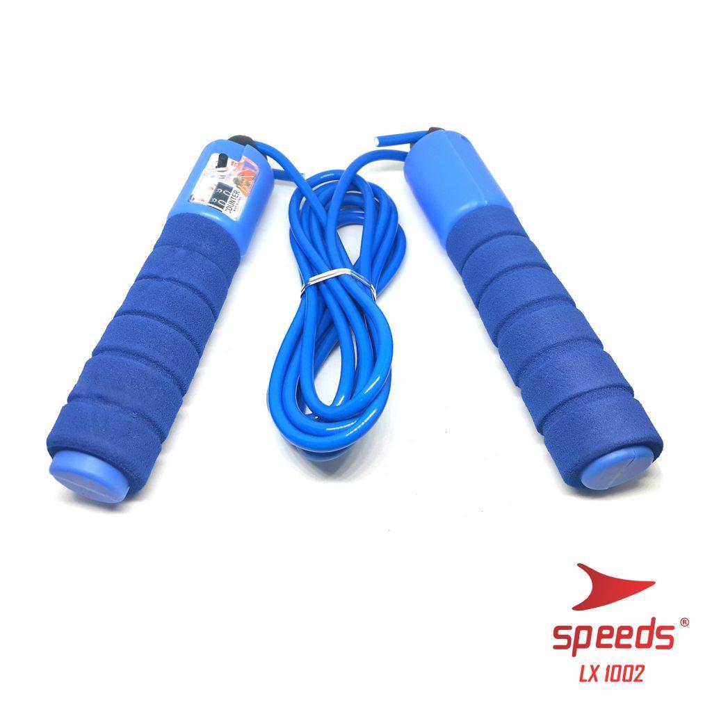 Jump Skipping Rope Soft Handle Counter Tali Skiping Automatis 1002 B By Lbagstore2.
