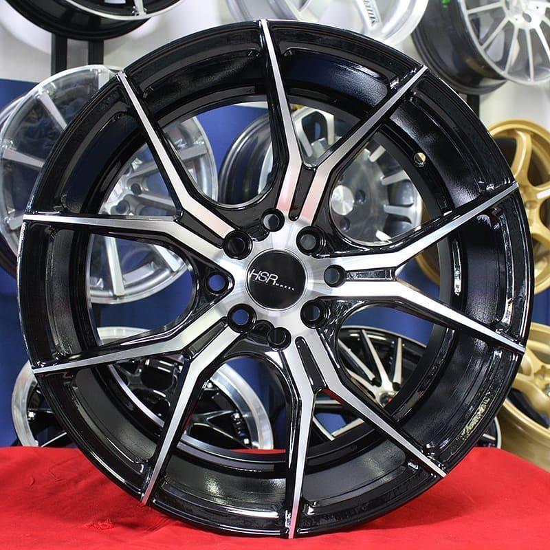 Velg Mobil Murah HSRVITAL JD5270 R16 Honda City Brio Ayla Picanto Mazda2