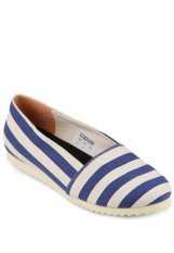 Toko Capsule Wear Summer Shoes Blue White Stripes Lengkap Indonesia
