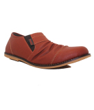 Spek D Island Shoes Casual Slip On Soft Cokelat