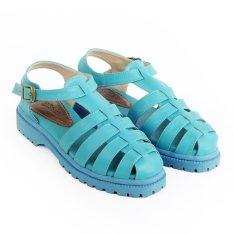 Beli In Her Shoes Deep Minty