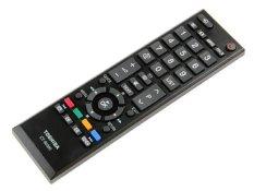 Toshiba Remote TV LCD LED - Hitam