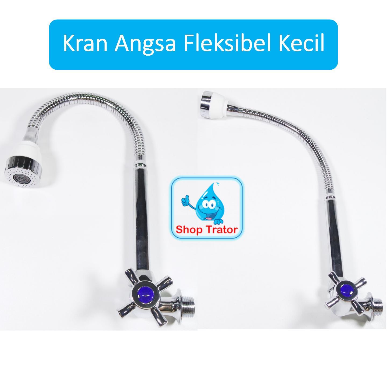 Kran Air Kran Angsa Fleksibel baling Murah - Keran Air Cuci Piring Flexible Kecil