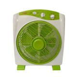 Jual Sanex Kipas Angin Meja Model Box Fan 12 Inch Sb 818 Hijau Branded Original