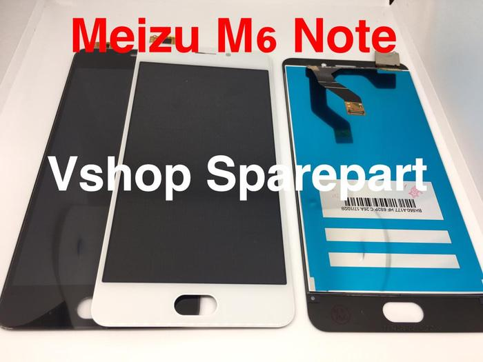 Lcd Touchscreen Meizu M6 Note