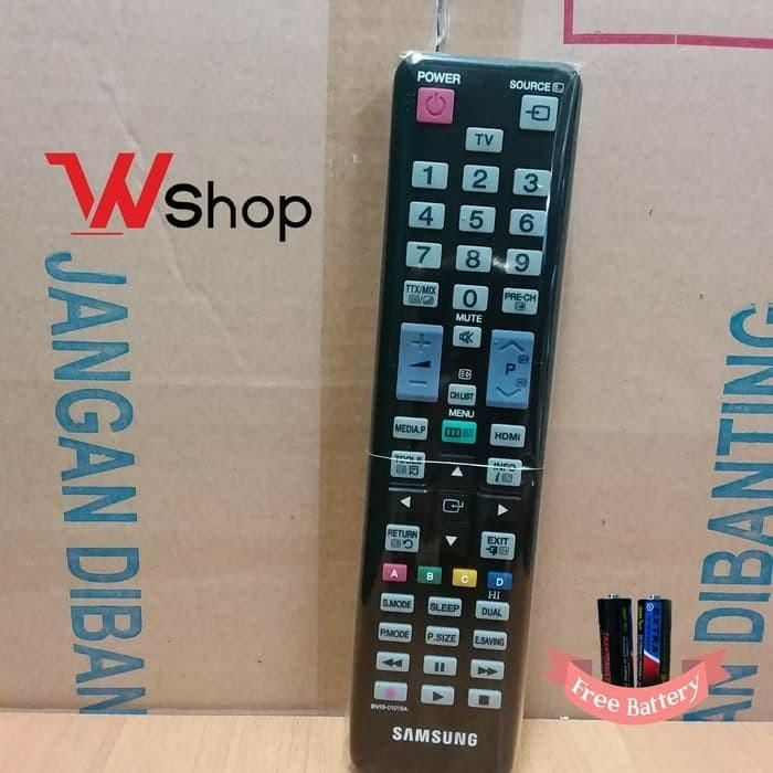 REMOT TV LCD/LED SAMSUNG ORIGINAL