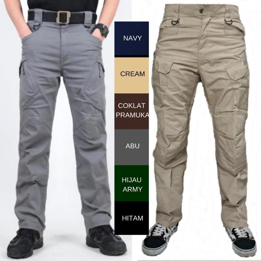 FMA Celana Taktikal Panjang / Blackhawk / Celana Tactical / Celana Outdoor / Celana Gunung /