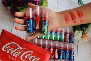 COD - [1 BUAH ECERAN] Aneka Liptint Murah Sasimi Kiss Beauty Grosir Kosmetik thumbnail