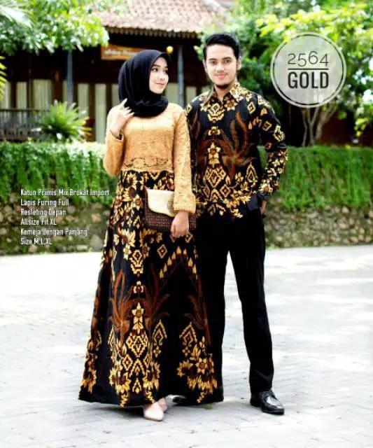 TERMURAH – Kebaya Batik Terbaru - Kemeja Panjang - Gamis Batik - Kemeja Batik - Baju setelan - Pakaian muslim wanita -Baju Kebaya - Batik Sarimbit - Baju Kondangan - Gamis Couple - Batik Modern - Batik Murah - Batik Wanita - Setelan Batik 2564