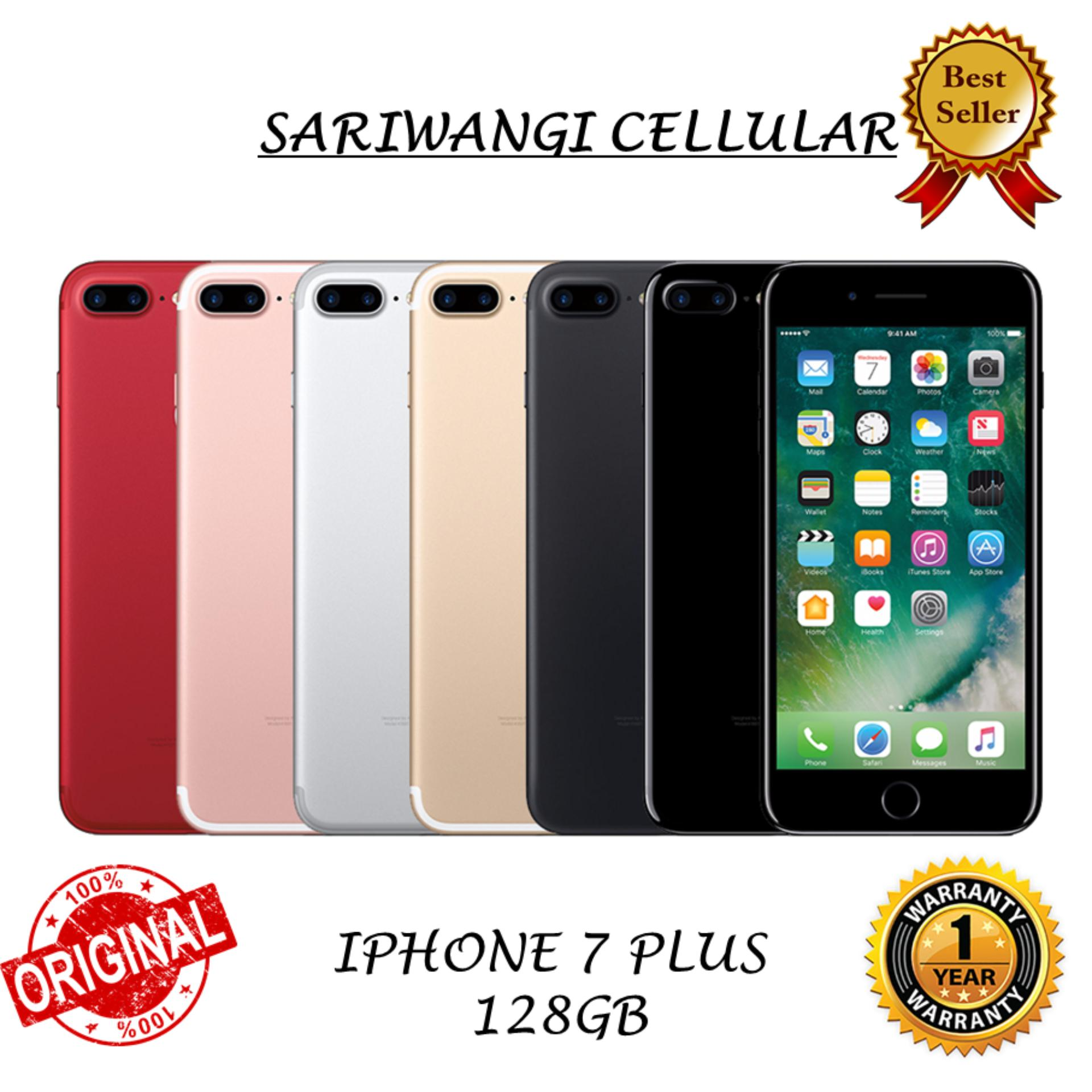 Iphone 7 Plus 128gb Original Bergaransi