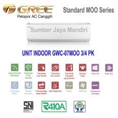 Ac Gree Split Standard GWC-07MOO 3/4 PK - Putih Khusus Jakarta