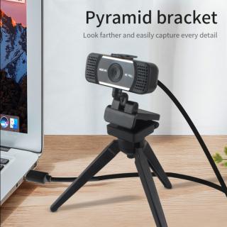 Hàng Có Sẵn Ưu Đãi Thấp Nhất Camera W18 Máy Tính 1080P Ổ USB Miễn Phí, Có Micro, Camera 4K HD Dành Cho Hội Nghị Trực Tiếp thumbnail