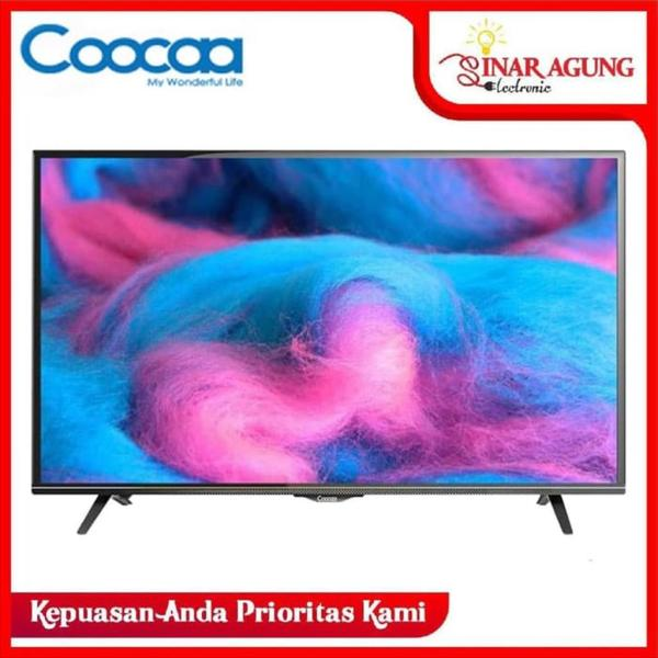 LED TV COOCAA 24E2000T HD TV [24 INCH DIGITAL TV / USB MOVIE]