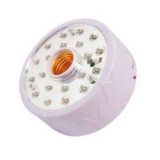 Luby 5612C Fiting Lampu Emergency 20 Led Yang Praktis Putih Luby Diskon 40