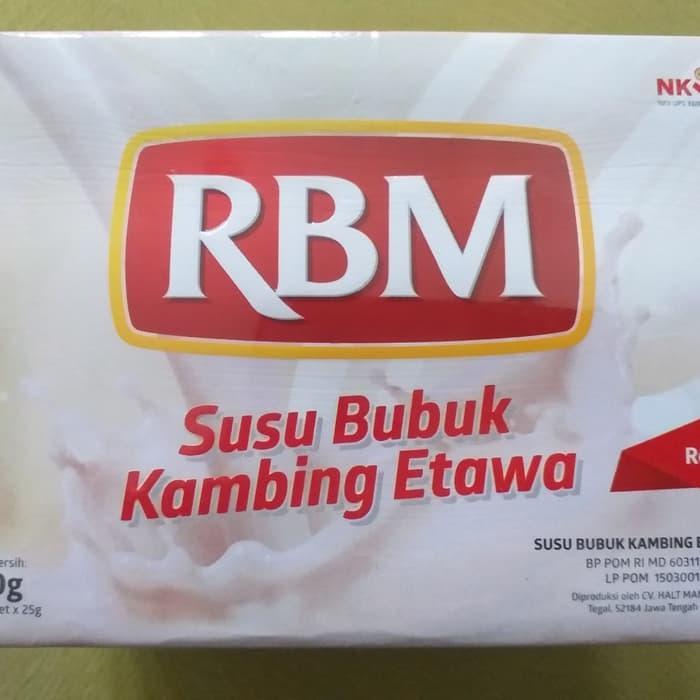 Susu Kambing Etawa Rbm Stok Baru Exp 2019