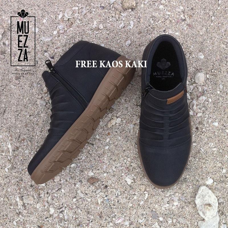 BELLSHOP Sepatu Pria Kasual Tyrex Murah Free Kaos Kaki 6fea9bcde0