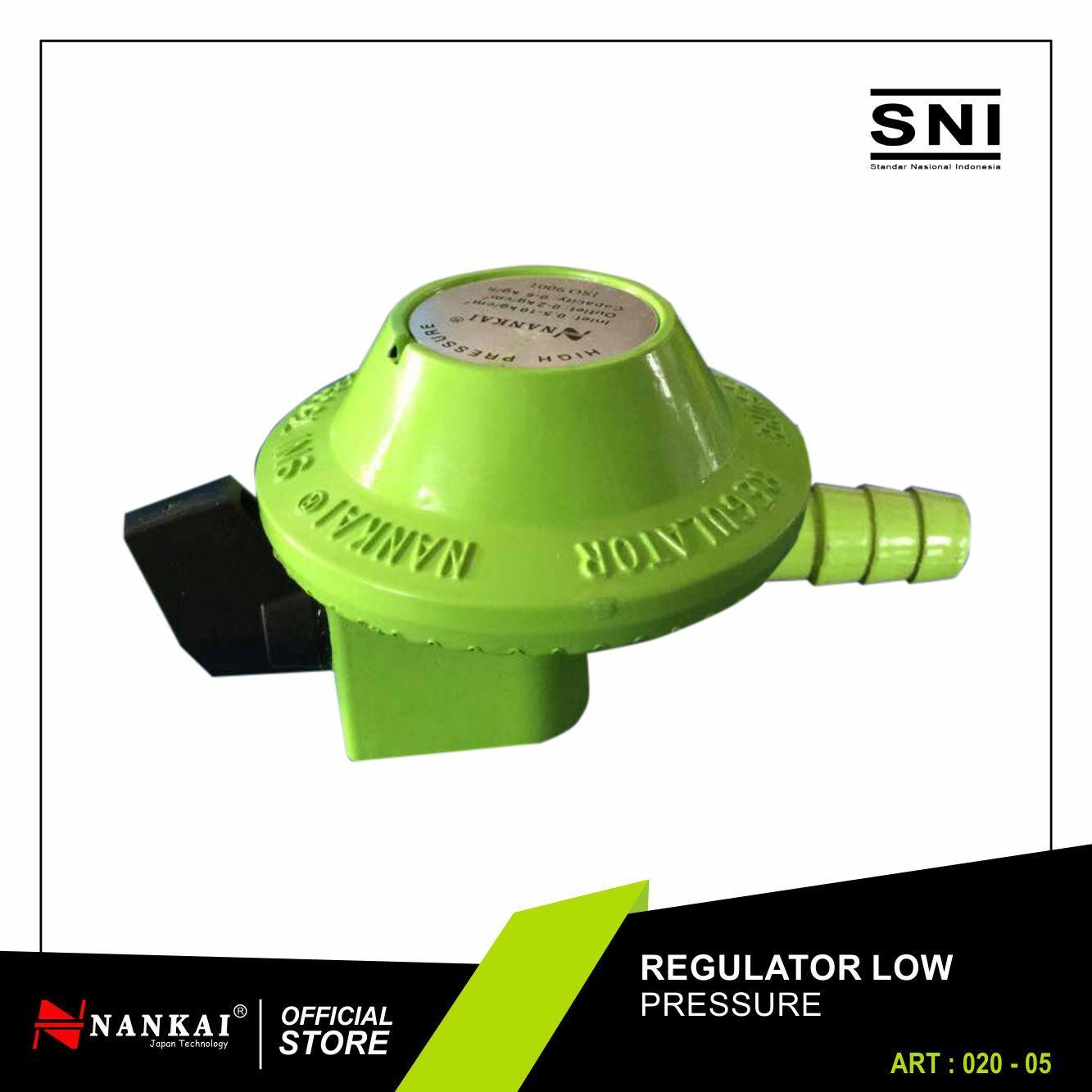 Nankai Regulator Low Pressure By Nankaitools.