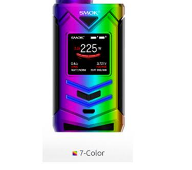 Authentic Smok Veneno 225W Tc Box Mod Authentic Electronic Vaporizer Tc Box Mod vape OTEN