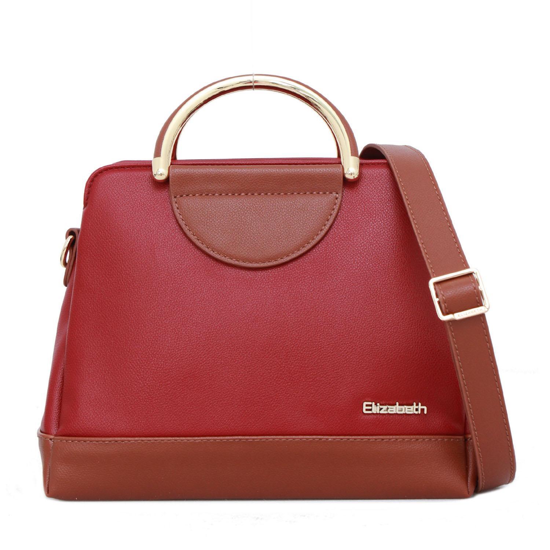 Elizabeth Bag Lori Handbag Red