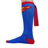 Tips Beli 14 Pasang Panjang Batmen Tim Sepak Bola Basket Sport Soccer Laki Laki Perempuan Kaus Kaki Kaus Kaki Wonder Woman Superman Kostum Aksesoris
