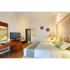 Voucher Hotel Bali Mandira Beach Resort and Spa - Deluxe Club Cottage Breakfast 3D2N