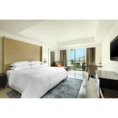 Voucher Hotel Sheraton Bali Kuta Resort - Deluxe Ocean Front Breakfast (Promo) 3D2N