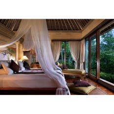 Voucher Hotel The Royal Pita Maha A Tjampuhan Relaxation Resort Bali - Deluxe Pool Villa Breakfast 4D3N
