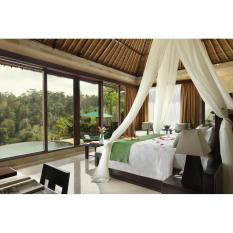 Voucher Hotel The Royal Pita Maha A Tjampuhan Relaxation Resort Bali - Royal Pool Villa Breakfast 4D3N