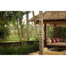 Voucher Hotel The Ubud Village Resort & Spa Bali - Rice Field Pool Villa Breakfast (Promo) 4D3N