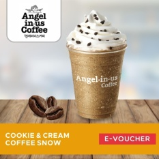 Angel In Us Coffee	cookie & Cream Coffee Snow By Giftn.