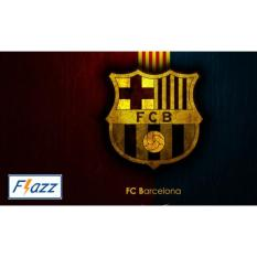 Kartu BCA Flazz E Toll Pass Barcelona Edition BCA10 - Multiwarna