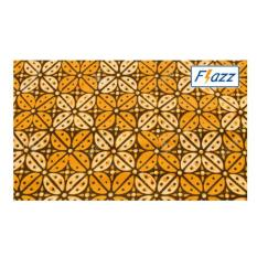 Kartu BCA Flazz E Toll Pass Batik Edition BCA05 - Cokelat