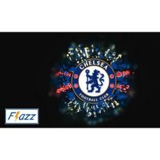 Kartu BCA Flazz E Toll Pass Chelsea FC Edition BCA12 - Hitam