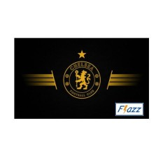 Kartu BCA Flazz E Toll Pass Chelsea FC Edition BCA14 - Hitam