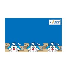 Kartu BCA Flazz E Toll Pass Doraemon Edition BCA37 - Biru