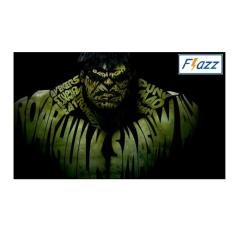 Kartu BCA Flazz E Toll Pass Hulk Hero Edition BCA31 - Hitam