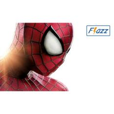 Kartu BCA Flazz E Toll Pass Spiderman Edition BCA04 - Putih