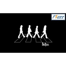 Kartu BCA Flazz E Toll Pass The Beatles Edition BCA26 - Hitam