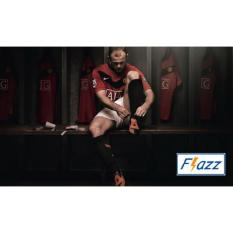 Kartu BCA Flazz E Toll Pass Wayne Rooney Edition BCA24 - Hitam