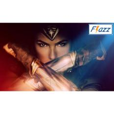 Kartu BCA Flazz E Toll Pass Wonder Woman Edition BCA28 - Multiwarna
