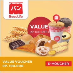 Breadlife Value Voucher 100k By Giftn.