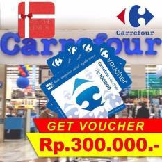 Carrefour Voucher  300.000