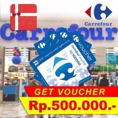Carrefour Voucher 500.000