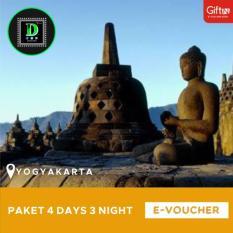 D Nisa Creation Paket Wisata Jakarta - Yogyakarta 4D3N(6 orang)
