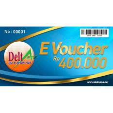 Delta Spa - E-Voucher Rp.400,000 By Puri Group Official.