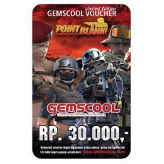 Gemscool Voucher 30000 - Digital Code