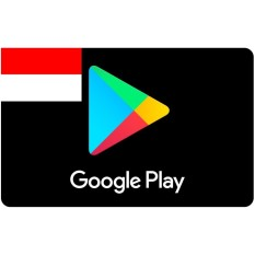Google Play Voucher 20 ribu - Indonesia
