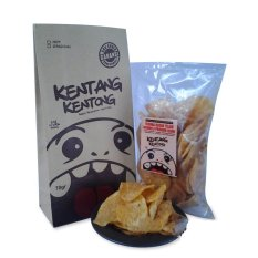 Keripik Monster Kentang Kentong By Azzura Store.